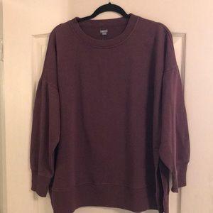 Aerie Oversized Desert Sweatshirt NWT